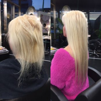 #Hairextensionmakeover