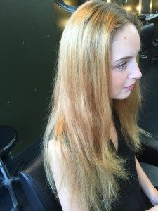 Klara before