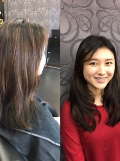Extension before/after